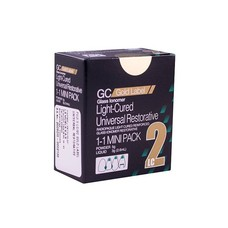 GC Materiales Dentales Fuji Gold Label 2 (Restau/I-Vidrio Foto) - Selc Color