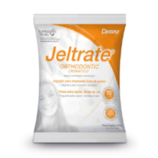Dentsply Materiales Dentales Alginato Jeltrate Orthodontic 454 grs